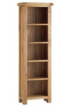 Vale Furnishers - Dorking Narrow Bookcase. Click for larger image.